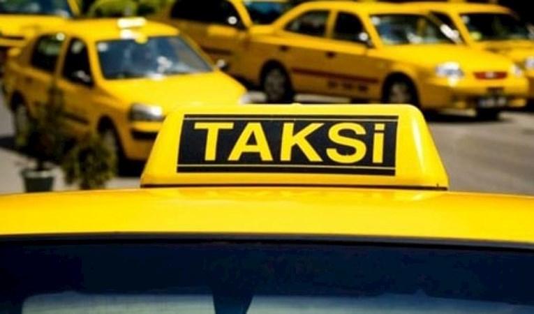 Taksilerde tek-çift plaka uygulaması