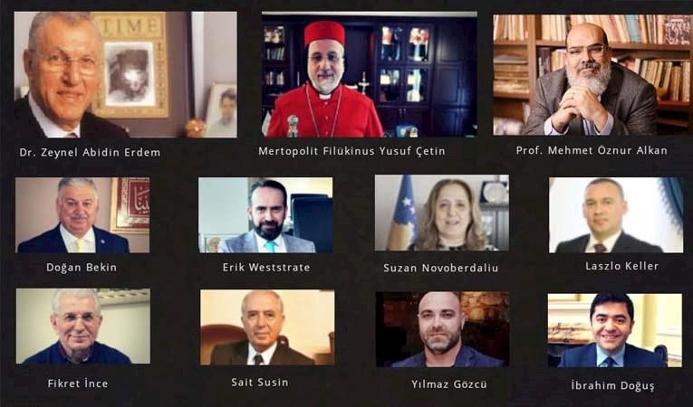 10 ülke Mardin'i konuştu