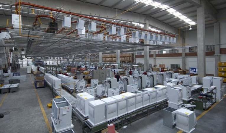 Sanayi üretiminde yıllık artış %7