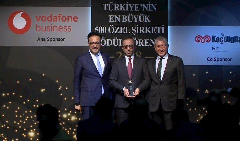 Capital 500 Ödül Töreni 2018