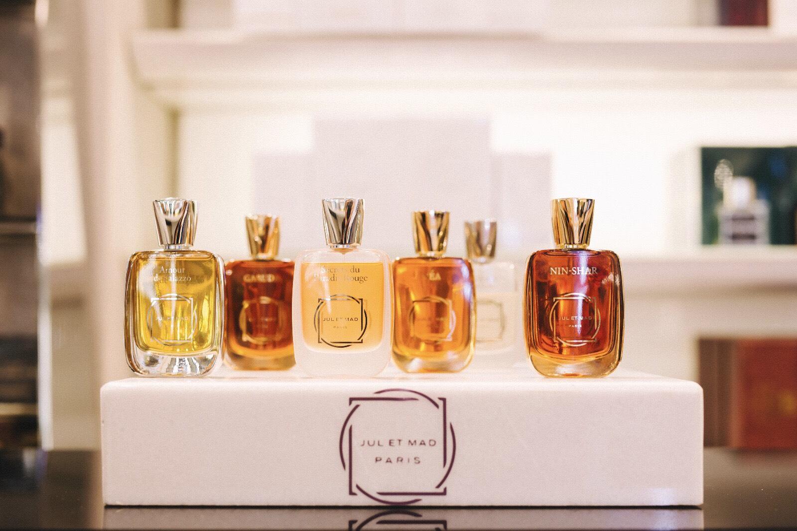 Ünlülerin Kendilerine Ait Parfüm Markaları