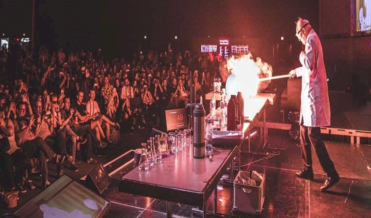 'Fifteen Seconds Festival' İstanbul'a geliyor