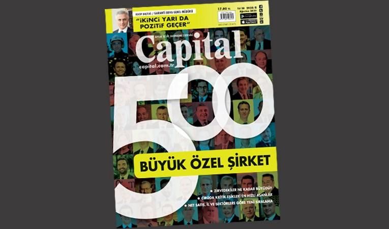 Capital500 açıklandı! Zirve değişmedi