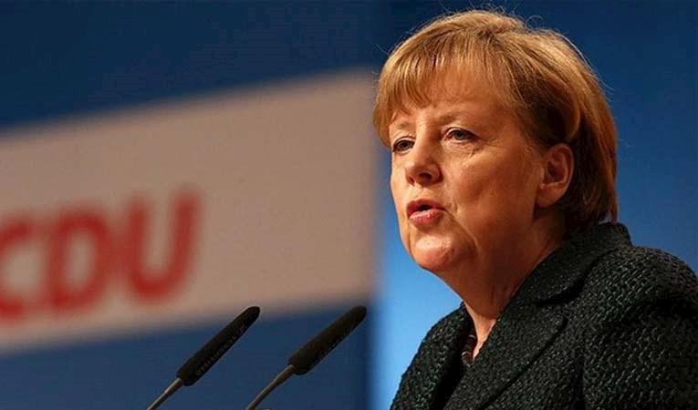 Merkel, veda ediyor
