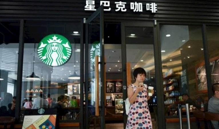 Starbucks, Çin'deki dükkanlarını açtı