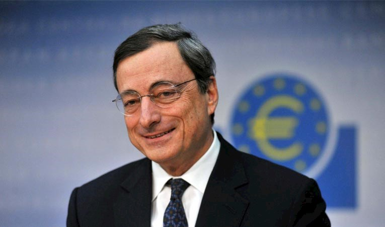 "Draghi ""Biraz daha sabır"" dedi"
