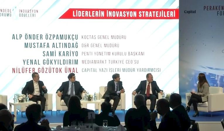Perakendede İnovasyon Forumu 1. panel