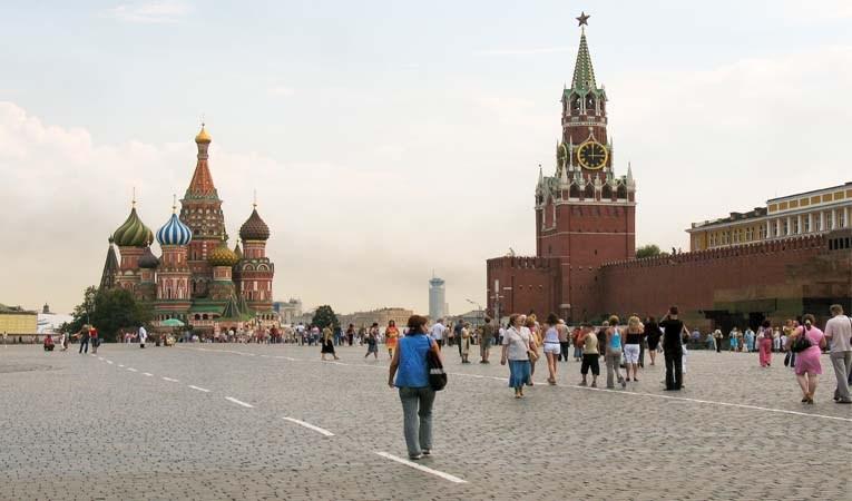 Rus turizmine 'corona' darbesi