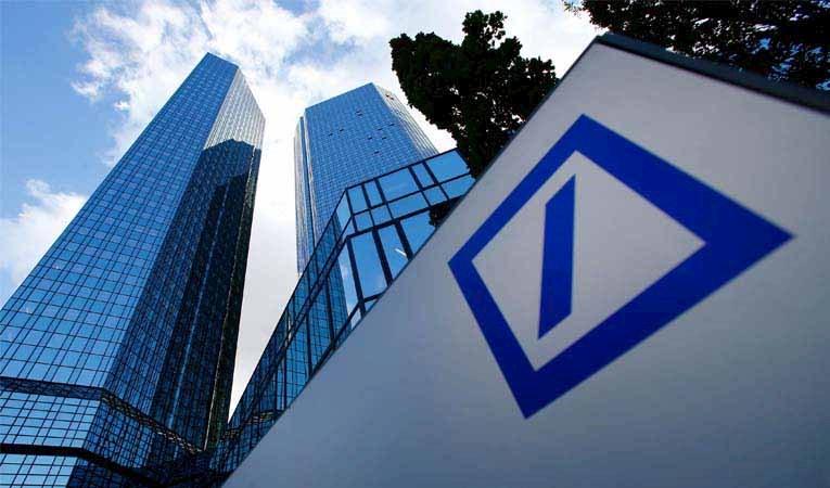 DEUTSCHE BANK'IN KÂRI YÜZDE 79 DÜŞTÜ