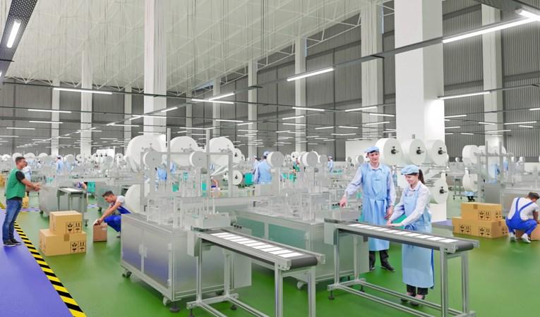 A&S Holding'ten maskeye 200 milyon liralık yatırım: Türkiye'nin en büyüğü olacak