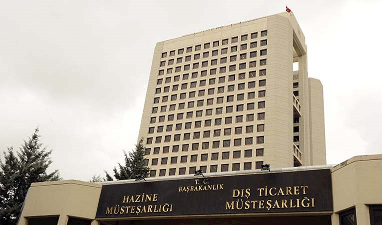 HAZİNE'DEN IMF AÇIKLAMASI