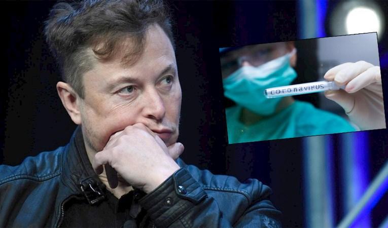 Elon Musk'tan dikkat çeken koronavirüs çıkışı