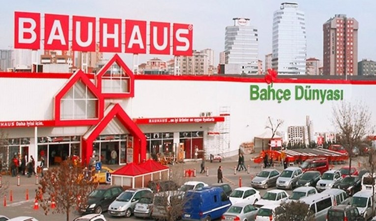 BAUHAUS TÜRKİYE MAĞAZALARINI AÇIYOR