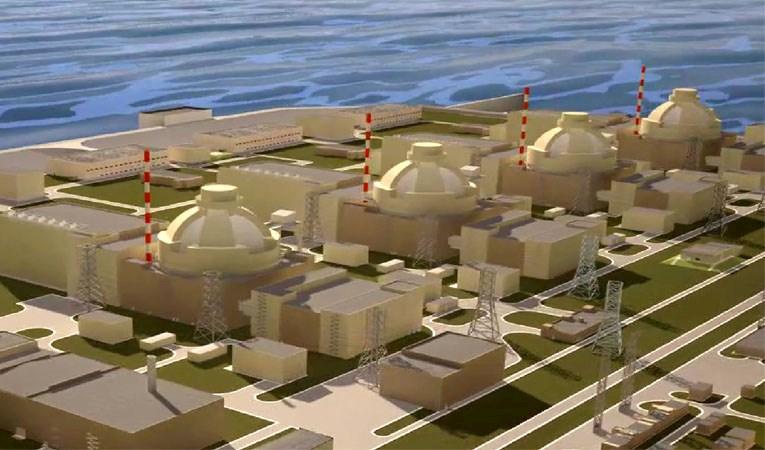 Nükleer santral için tarih verdi