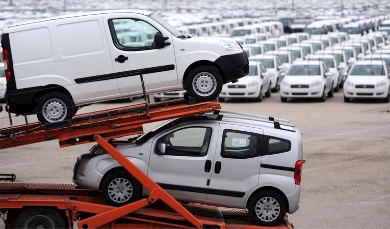 Otomotiv satışlarında sert düşüş