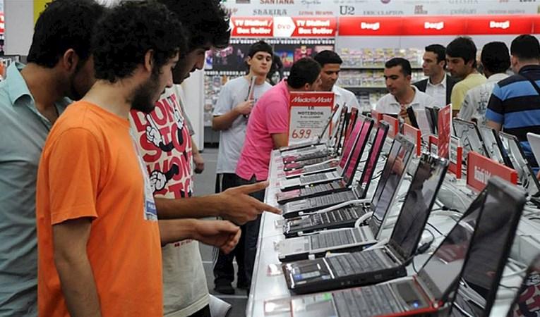 Tüketici teknolojisi pazarında Kovid-19 etkisiyle yüzde 20 büyüme
