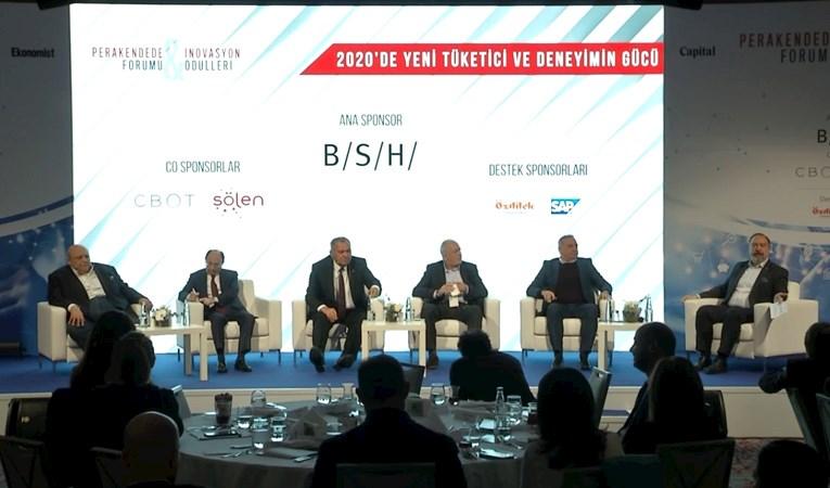Perakendede İnovasyon Forumu 2. panel