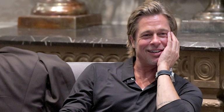 Brad Pitt'ten 2020 Mezunları İçin İlham Verici Konuşma