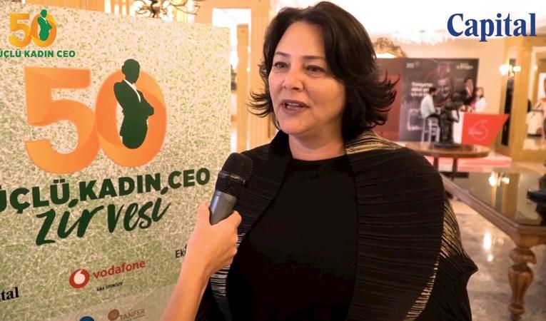 Selda Bağdat Bahadır Fujitsu'nun büyüme planlarını anlattı