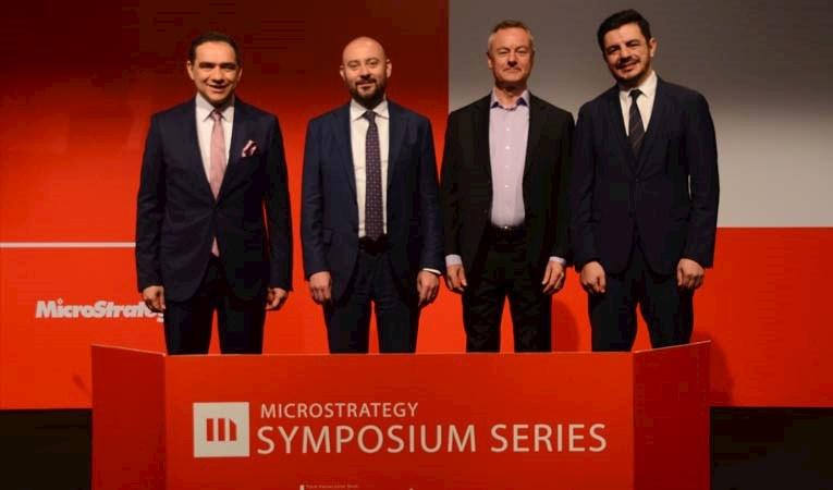 Microstrategy Sempozyumu'nun ikincisi İstanbul'da yapıldı