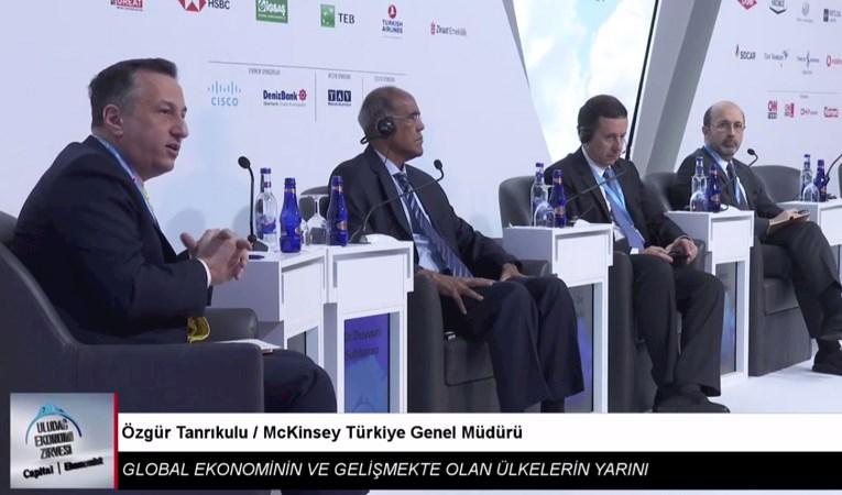 Global Ekonominin Gelişmekte Olan Ülkelerin Yarını UEZ2018