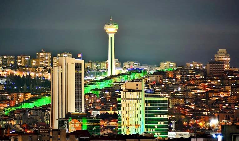 En yüksek gelir Ankara'da