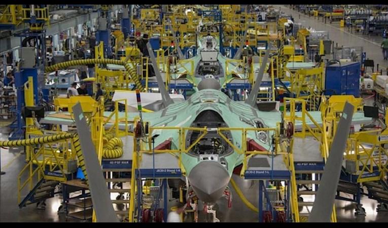 """ABD'den kritik """"F-35"""" açıklaması"""
