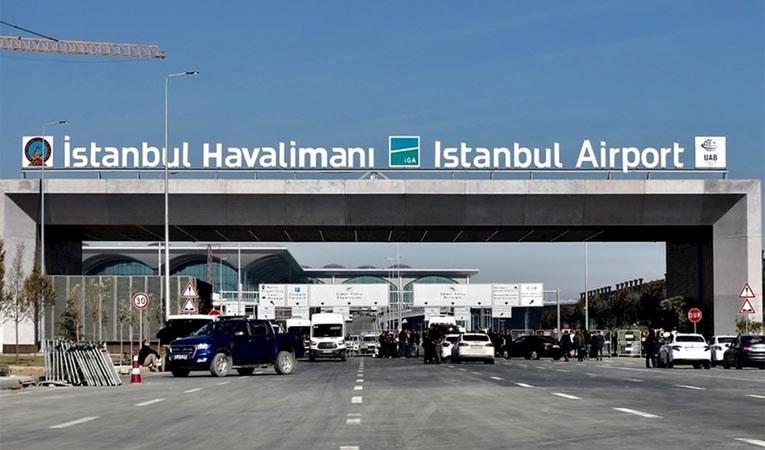 İstanbul Havalimanı'nda yeni dönem
