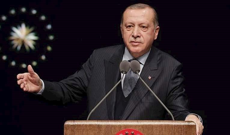 Erdoğan'dan 'Doğu Akdeniz' mesajı