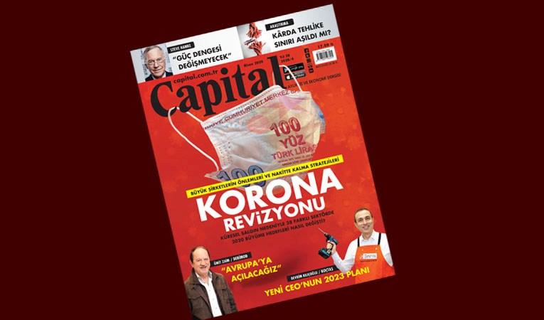 Korona sonrası dönem Capital Nisan'da!