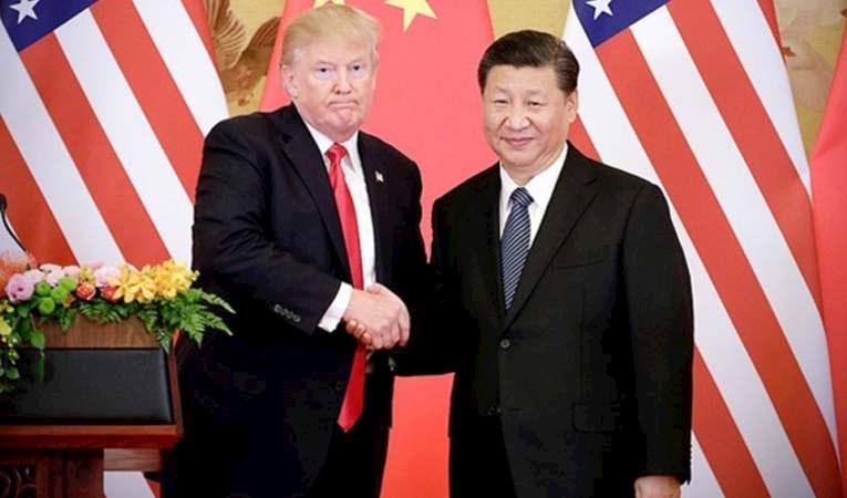 Trump'tan Çin ile anlaşmaya onay