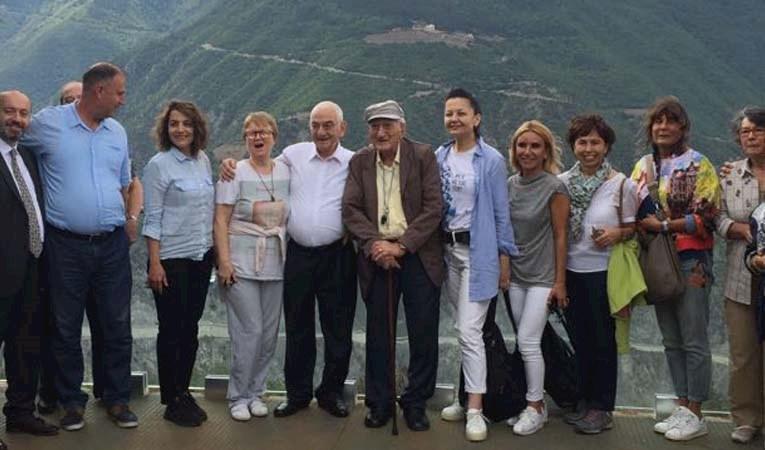 """""""İstanbul'a 13 günlük gemi yolculuğu ile geldim"""""""