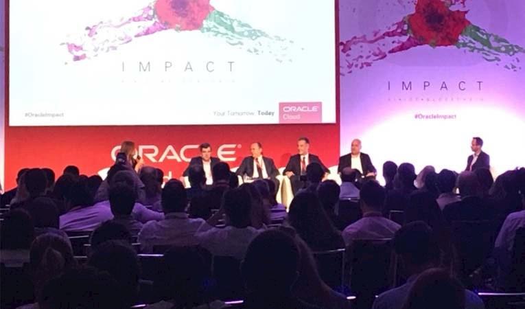 """""""Oracle Impact İstanbul"""" iş liderlerini ağırladı"""