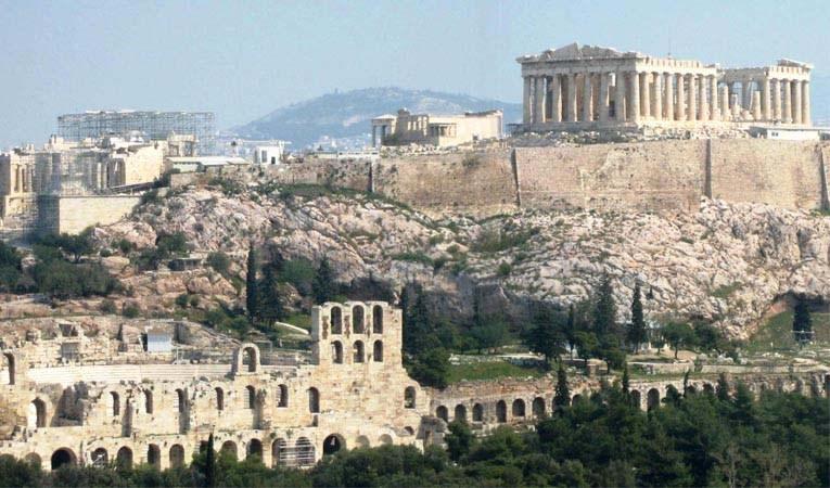 Yunanistan'ın kredi notunu yükseltti