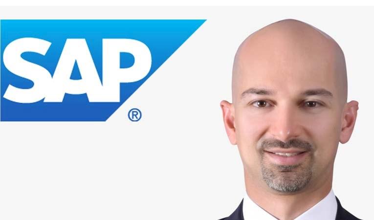 SAP Türkiye'de önemli atama