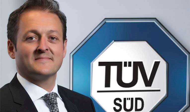 TÜV SÜD Türkiye'nin yeni CEO'su atandı