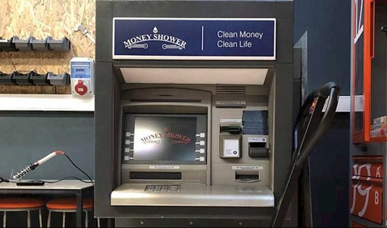 Türk şirket geliştirdi! Kağıt paraları ATM içinde dezenfekte ediyor