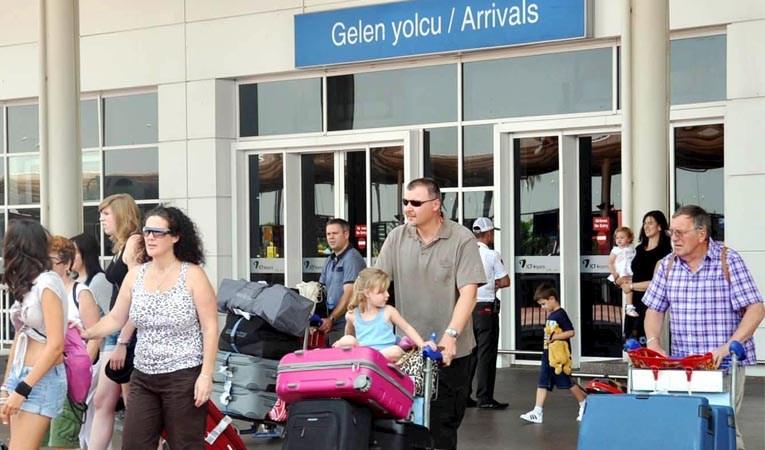 Turizm gelirleri yüzde 22 arttı