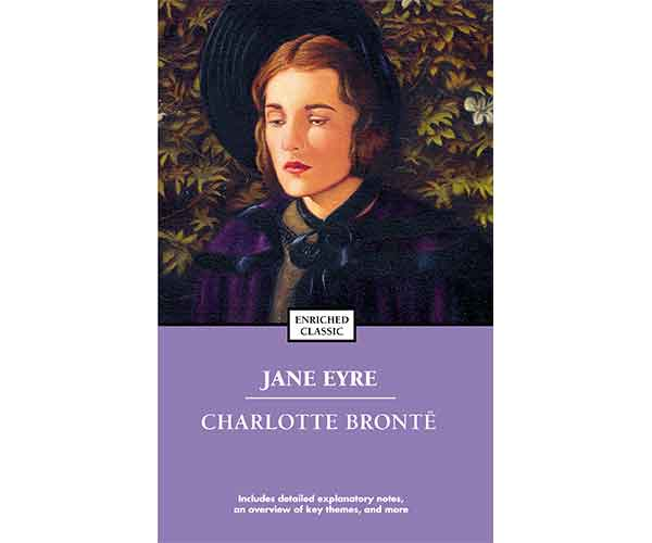 analysis of nature in jane eyre by charlotte bronte
