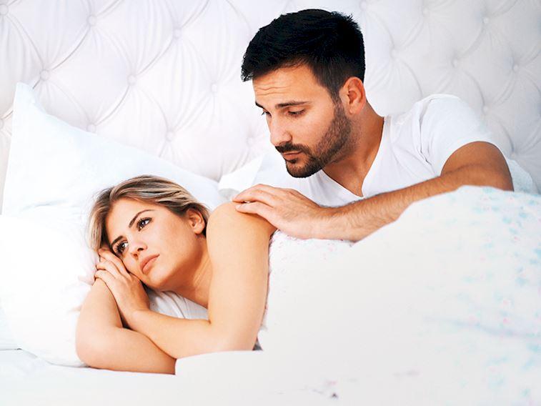 как вернуть женщине желание секс