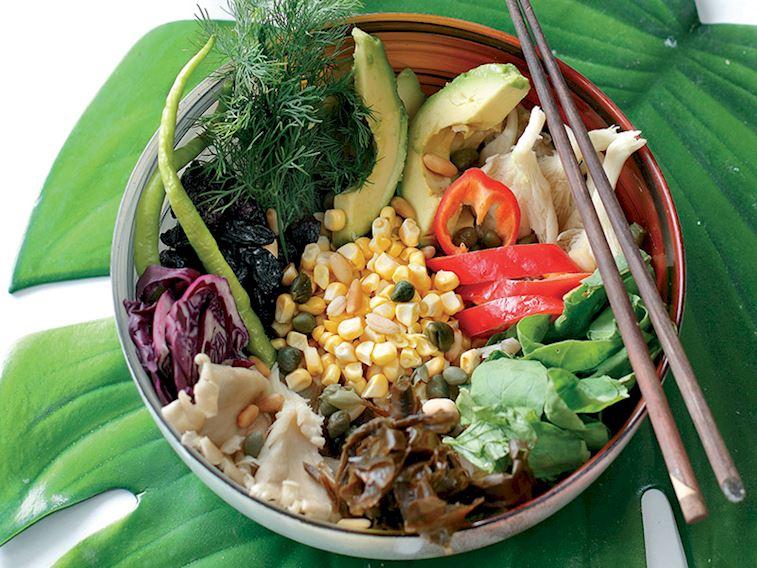 Son Yemek Trendi Nefis Buda Kasesi Yapılışı