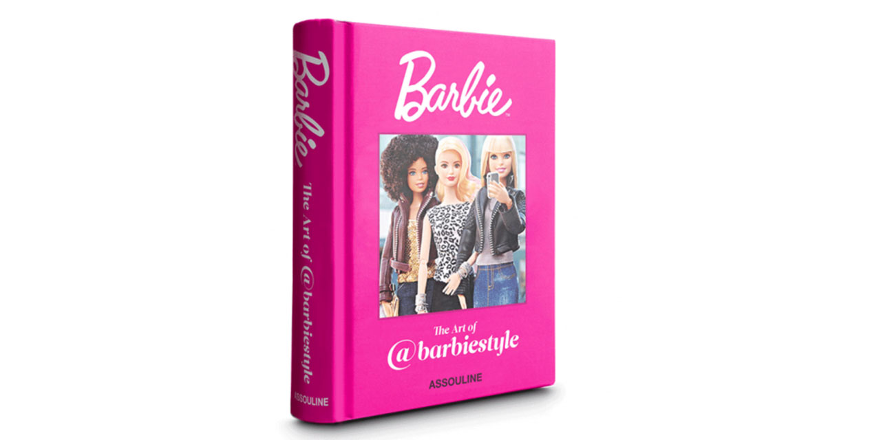 BARBIEIN INSTAGRAM STL ARTIK COFFEE TABLE BOOK